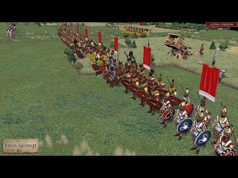 field-of-glory-ii-/-gameplay-en-español