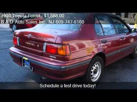 Hqdefault on 1991 Toyota Tercel Dx