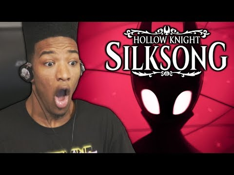ETIKA REACTS TO HOLLOW KNIGHT: SILKSONG TRAILER