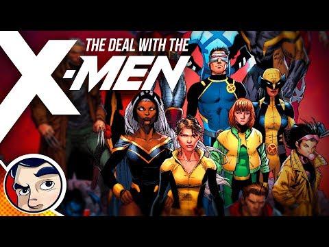 The BEST X-Men Stories W/ ComicsExplained! - Comics Experiment | Comicstorian