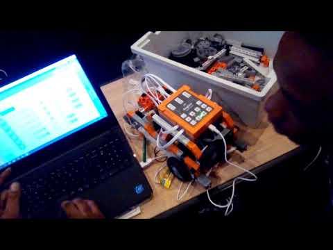 Robotics  in mzansi (saroc)
