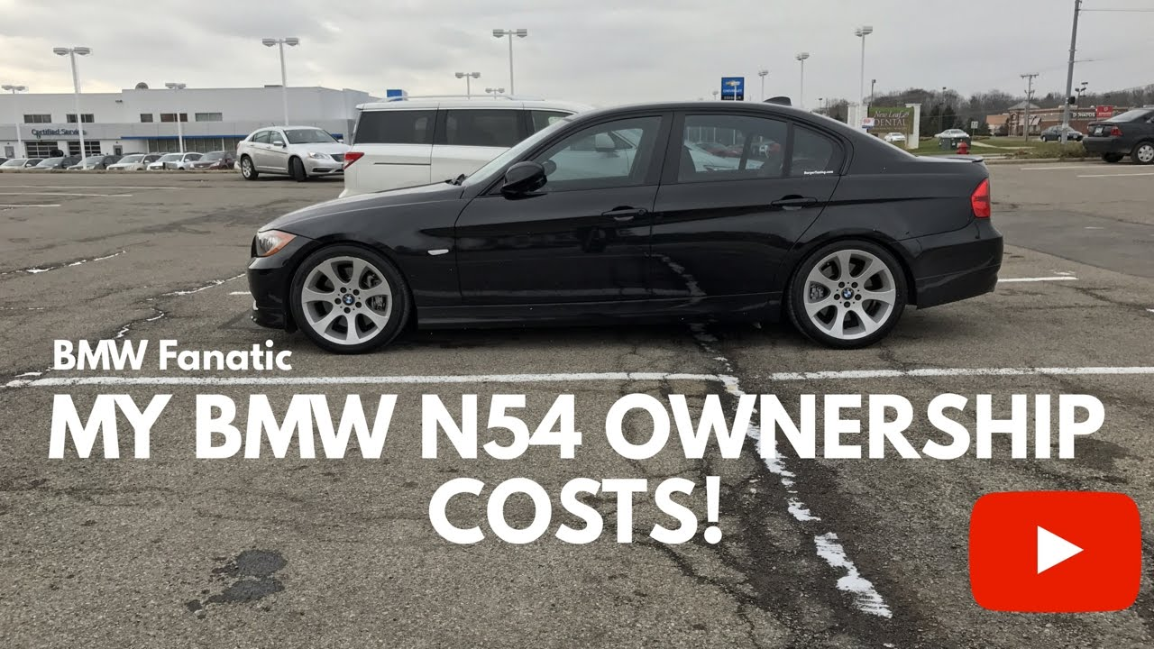 My BMW N I I I Ownership Costs Must See YouTube - Bmw 135i cost