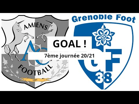 Amiens Grenoble Goals And Highlights