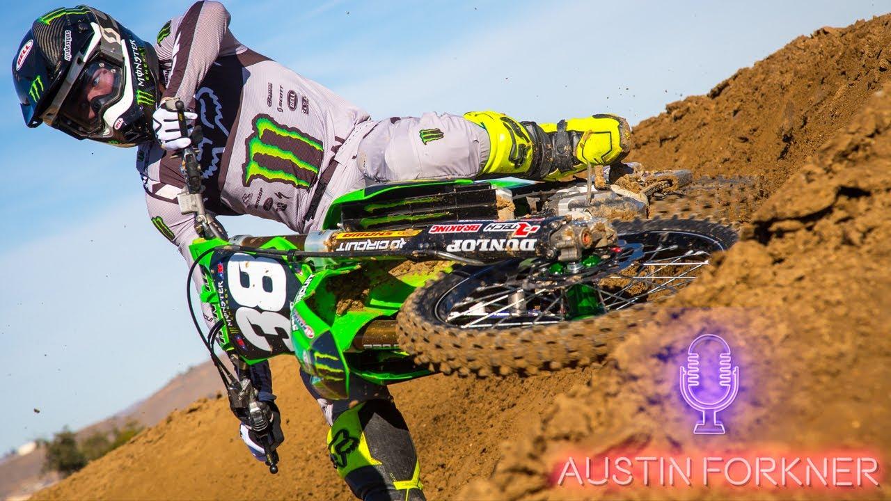 Austin Forkner Supercross Prep