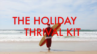 The Holiday Thrival Kit Telecall with Dr Dain Heer