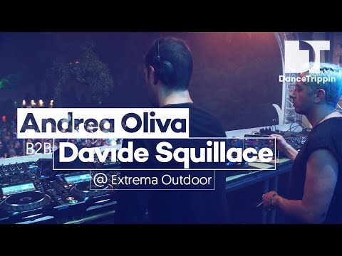 Andrea Oliva b2b Davide Squillace at Extrema Outoor (Netherlands)