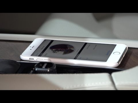 Volvo app turns your phone into your car key