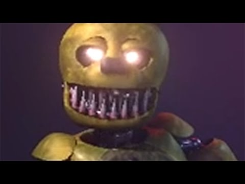 Sinister Turmoil Multiplayer: ANIMATRONICS CUSTOMIZATION !!!