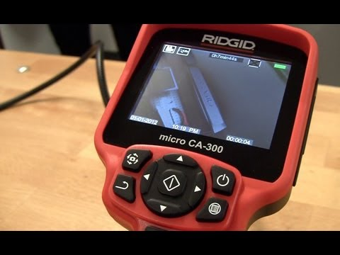 ridgid micro explorer software