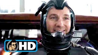 "AVENGERS: ENDGAME ""Ant-Man Time Travel"" Scene Movie Clip NEW (2019) Marvel"