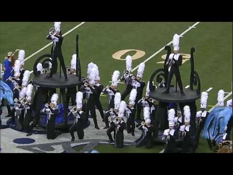 Pride of Broken Arrow 2015 Grand National Finals offical view