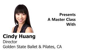 Cindy Huang of Golden State Ballet & Pilates - ADVANCED BALLET - Ballet En Demand