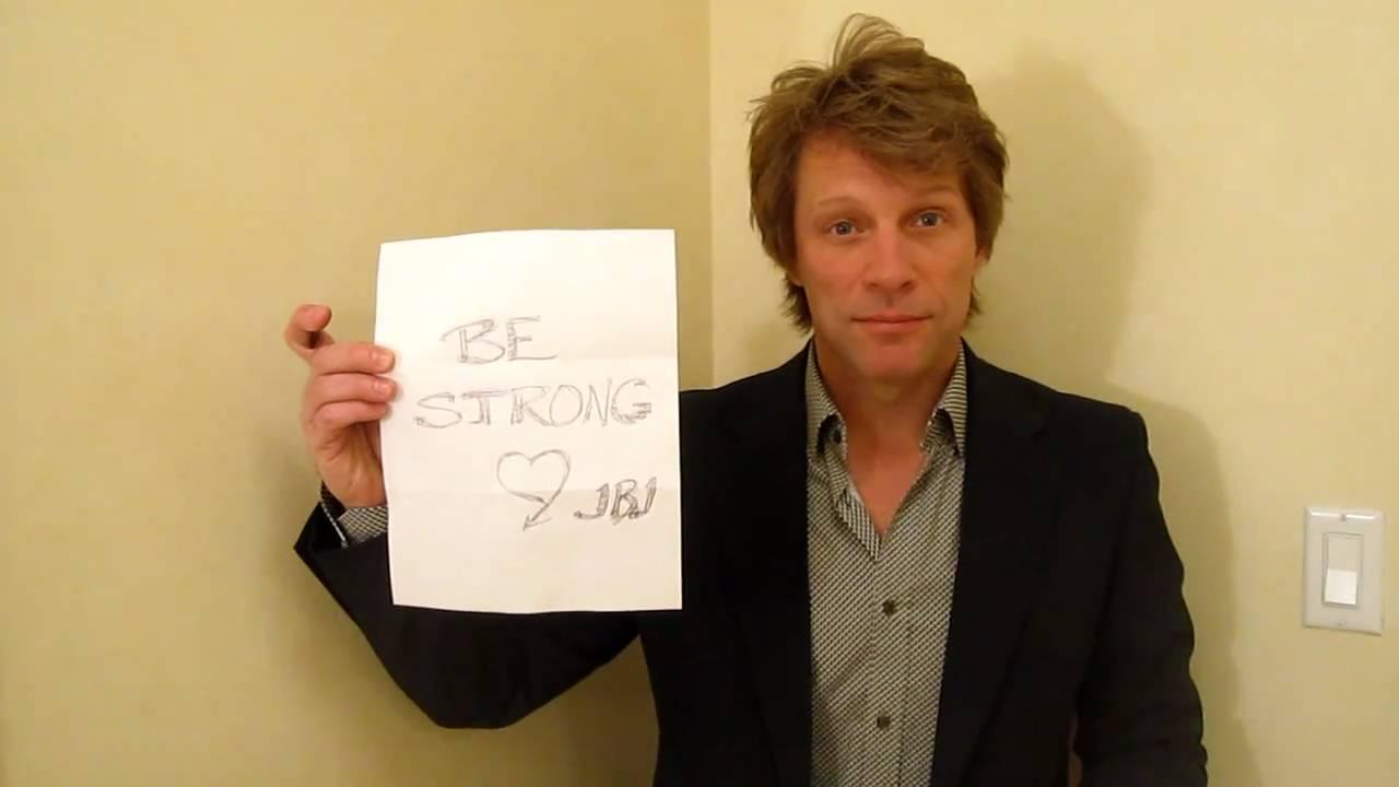 Jon Bon Jovi sends a message to Japan after earthquake ...
