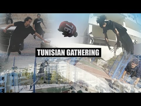 Tunisian Gathering ★ Parkour Workshop (Rades Forêt)