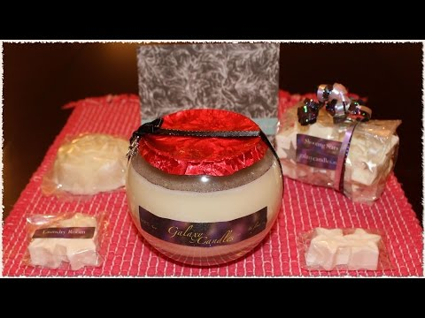 1st Review & Reveal of Galaxy Candles #RingReveal