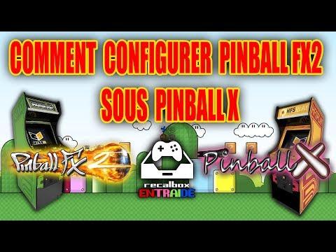PINCAB | TUTO FR | 1/3 | Comment configurer Pinball FX2 sous