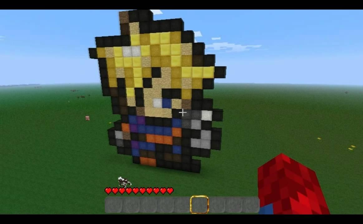 8 Bit Final Fantasy Pixel Art