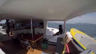 Power Catamaran RENDEZ VOUS