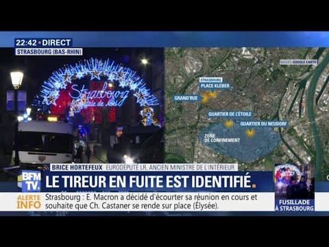 Strasbourg: Brice Hortefeux affirme que les parlementaires européens sont confinés