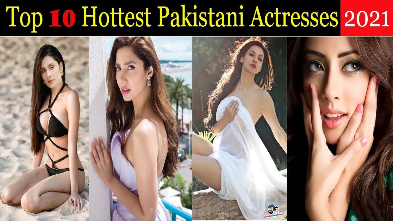 Top ten hottest female actors