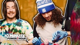 Download Okay We're Definitely Actually Making TIE DYE - Ten Minute Power Hour Mp3 and Videos