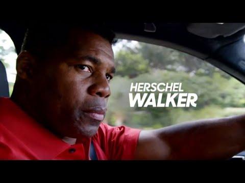 Herschel Walker UGA-Notre Dame tease