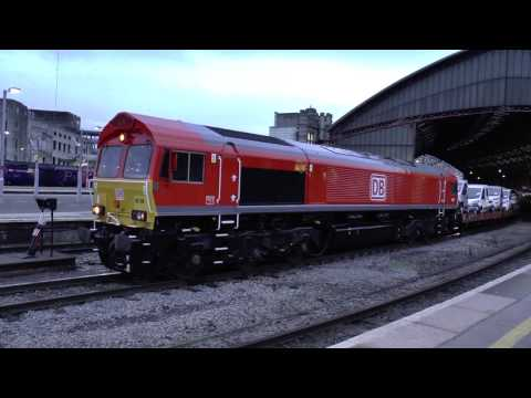 Mixed Freight 07/03/17 - 11/03/17