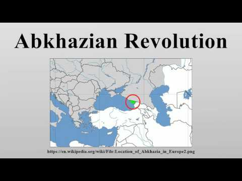 Abkhazian Revolution
