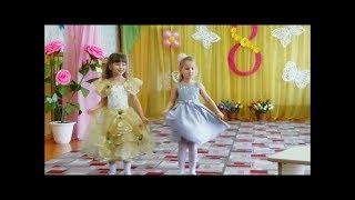 """Песня """"Бабушка и интернет""""исполняет моя внучка Руслана и племянница Виктория Поздравляем с 8 марта!"""