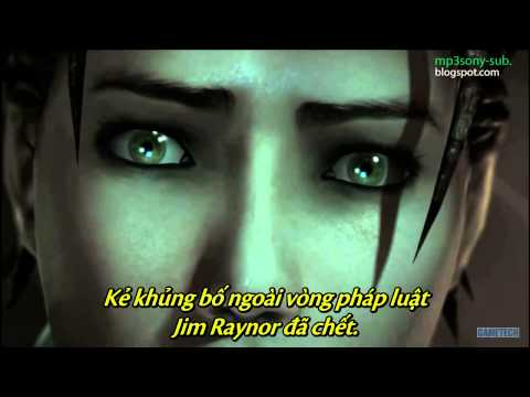 [Vietsub] StarCraft 2 Heart of the Swarm - All CGI movies