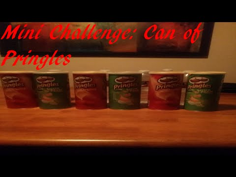 Mini Challenge: Can of Pringles