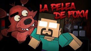 ROBLOX: THE FOXY FIGHT Battle of Creepypastas