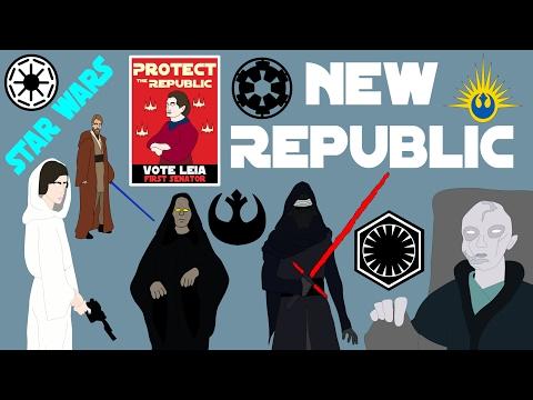 Star Wars Canon - New Republic (Complete)