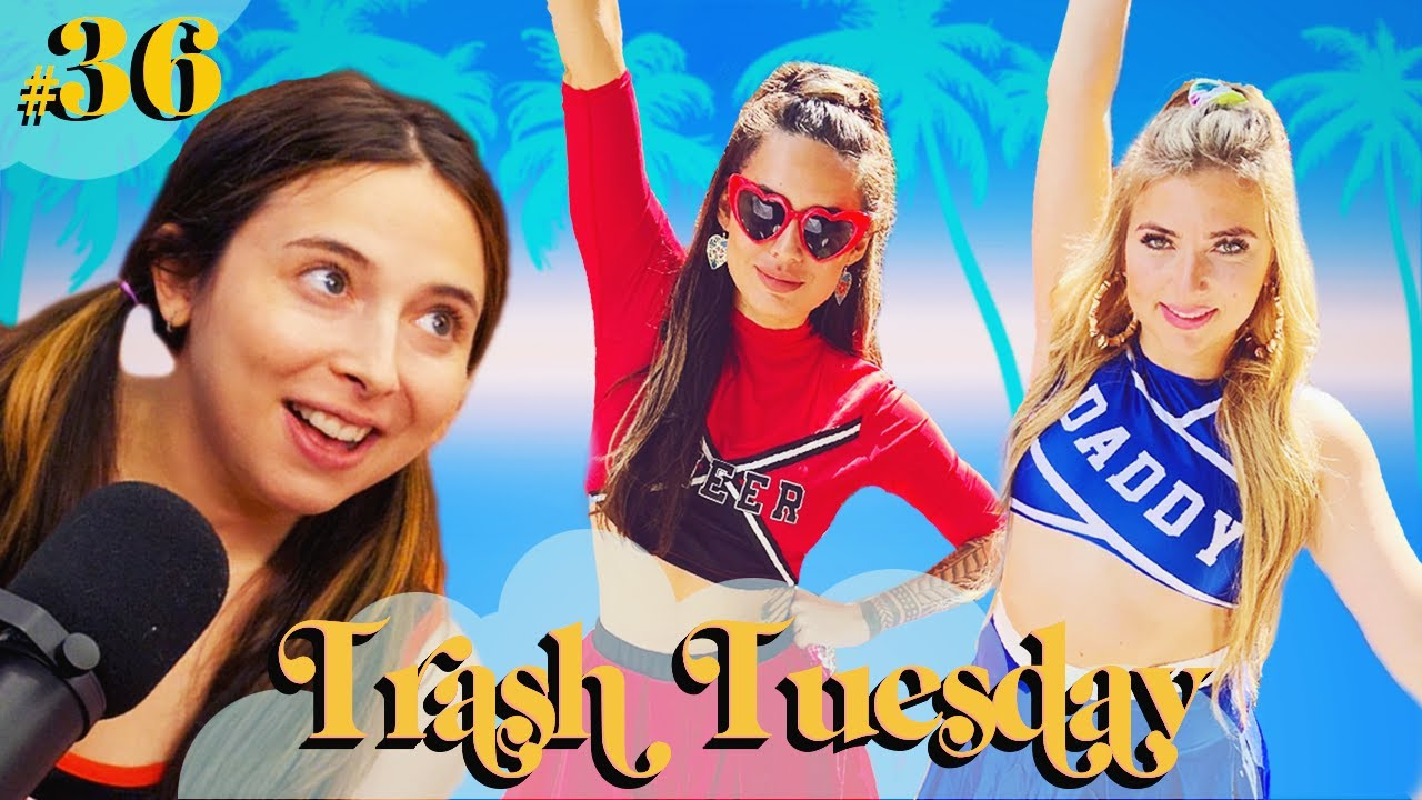 Download Cheerleading & Rear Eating   Ep 36   Trash Tuesday w/ Annie & Esther & Khalyla