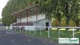 Renovation de tribune à Maignelay Montigny (60)