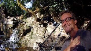 MTD#2 homeless barefoot time-lapse philosopher crosses Pyrenees to Pamplona