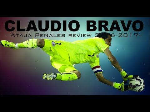 Claudio Bravo - 'El Ataja Penales'