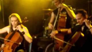 Apocalyptica - Beautiful - Live In Zagreb 2011