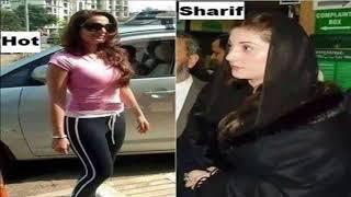 Maryam Nawaz Childhood Pictures Viral _ Pictures Dekh ke aapko yakeen Nahi ay ga