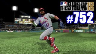 DIVING CATCH TO SAVE THE GAME! | MLB The Show 18 | Road to the Show #752