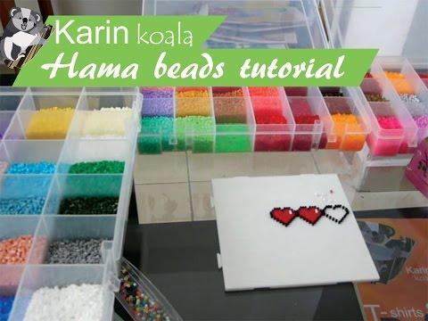 """Hama"" beads tutorial"