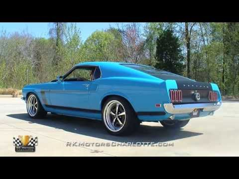 134737 / 1969 Ford Mustang Boss 302