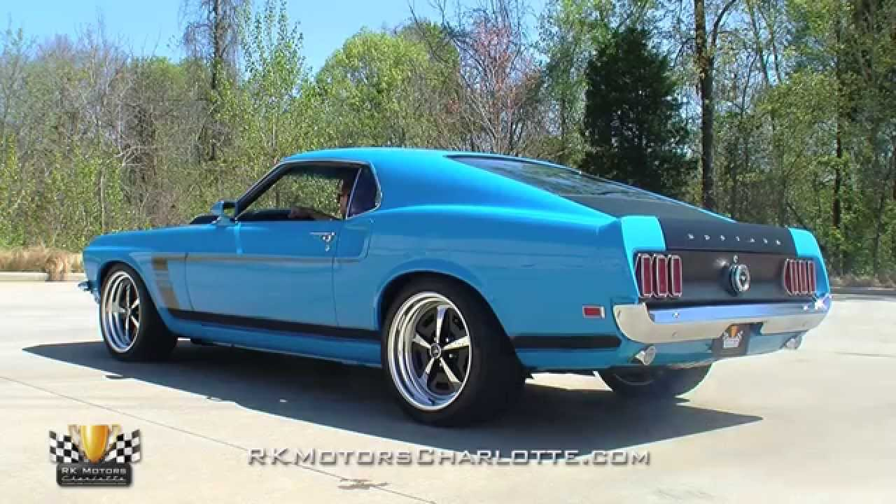 134737 1969 ford mustang boss 302 youtube