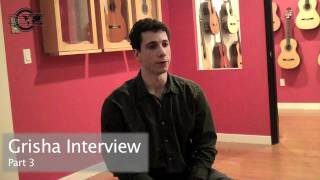Flamenco Guitarist Grisha Goryachev Interview, Part 3 of 7 at Guitar Salon International