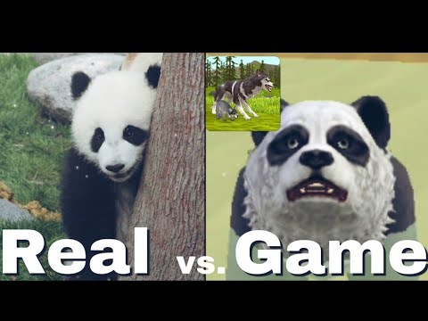 WildCraft: Game vs. Real life | Fails & Good implementation | [Funny]