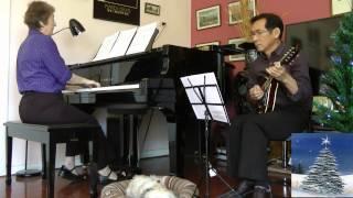 Silent Night (Đêm Thánh Vô Cùng) - Đăng Thảo & Ros Hewton