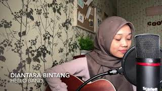 Diantara bintang hello band cover
