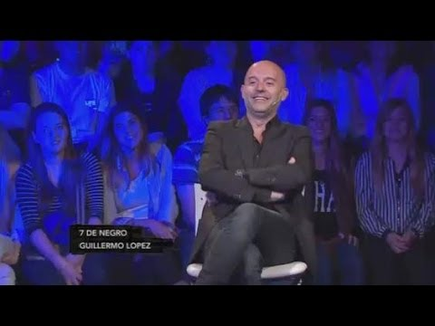 El pelado Guillermo López volvió a CQC