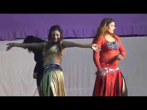 Bhojpuri gana dancer