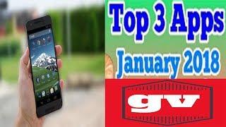TOP 3 AMAZING APPS 2018 MUST ISTALL URDU HINDI